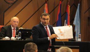Odbornici se prepucavali ko je kriv za urbanistički haos u Novom Sadu
