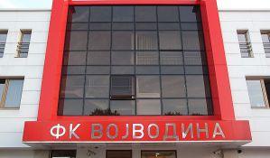 Zbog transfera iz 2010. godine ponovo blokiran račun FK Vojvodina