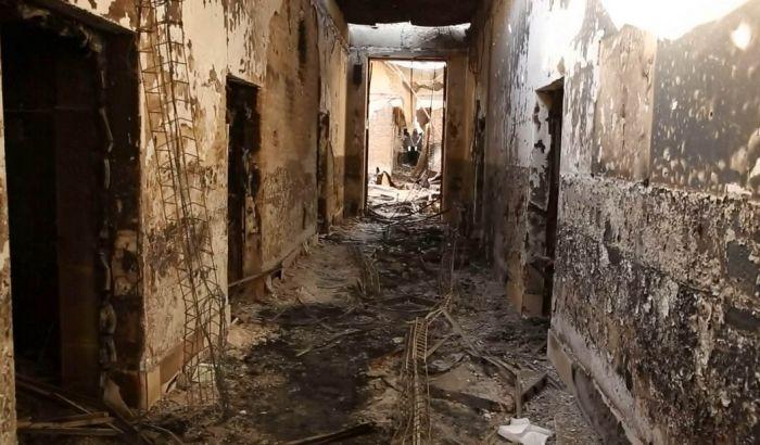 Kazne za vojnike SAD zbog bombardovanja bolnice u Avganistanu