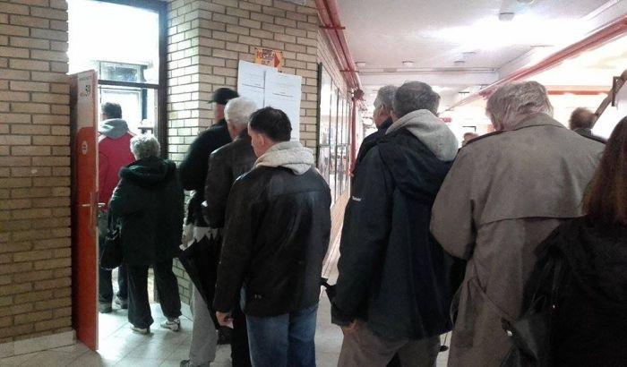 Pokrajinski izbori se ponavljaju na tri biračka mesta