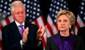 Hilari Klinton piše knjigu o izbornom porazu