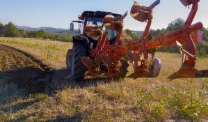 Privatna firma uništila arheološko brdo u Kikindi