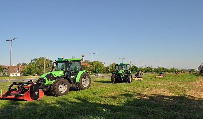 Gradsko zelenilo nabavilo novu mehanizaciju