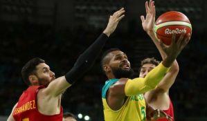 Košarkaši Španije sa pola koša razlike do bronze