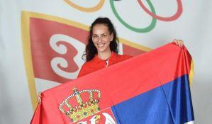 Tijana Bogdanović će nositi zastavu Srbije na zatvaranju OI