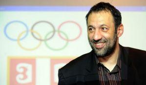 Vlade Divac nagrađen Olimpijskim ordenom
