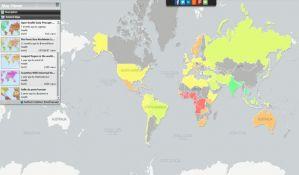 FOTO: Objavljena interaktivna mapa penisa u erekciji