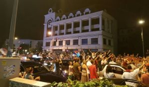 VIDEO, FOTO: Novosađani do zore slavili uspehe sportista u Riju