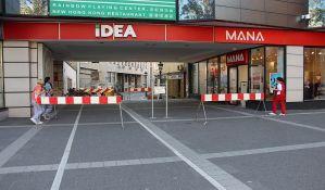 FOTO: Počinju radovi u Poštanskoj ulici
