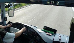Vozač isterao putnike iz autobusa jer se naljutio na kontrolora