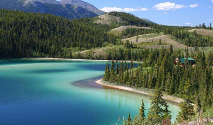 Aljaska plaća ljudima da žive na njenoj teritoriji