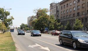 Ponovo odložena obnova i izgradnja biciklističkih staza na Bulevaru Mihajla Pupina