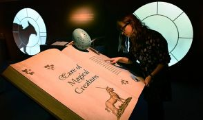 VIDEO: Izložba o Hariju Poteru povodom 20 godina od izlaska prve knjige