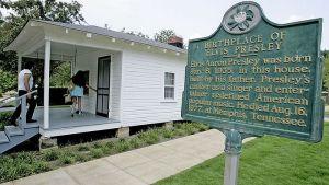 Rodna kuća Elvisa Prislija, haljina Merilin Monro i stvari Džona Kenedija uskoro na prodaju