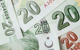 Turska lira od decembra na listi valuta kojima se trguje u Srbiji