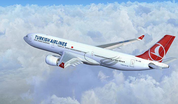Turkiš erlajns od septembra ponovo leti za Šarm el Šeik