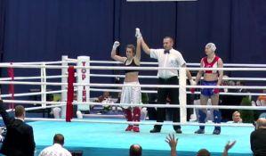 Reprezentativke Srbije u kik boksu osvojile pet zlatnih medalja