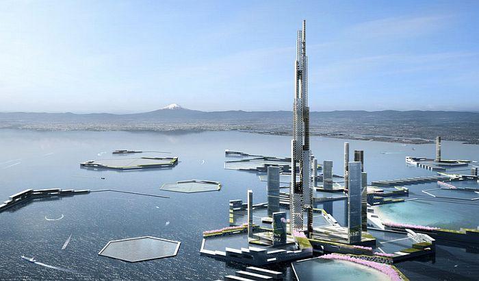 Japanci grade najviši toranj na svetu