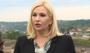 Ministarka kritikovala Puteve Srbije zbog zatvaranja dve trake na auto-putu