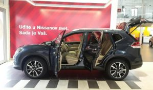 FOTO: Upoznajte novi Nissan X-trail u Novom Sadu