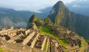 Priča o Peruu na Letu u vrtu galerija