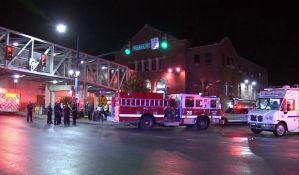 Sudar vozova u Filadelfiji, 42 povređenih