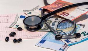 Komora medicinskih sestara nenamenski trošila novac