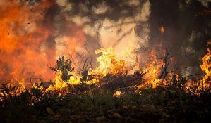 Jadranska magistrala zatvorena zbog požara