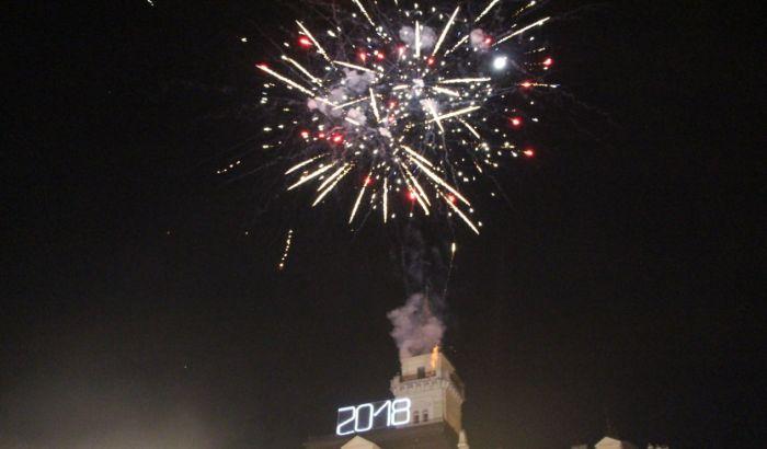 Satnica nastupa za doček Nove godine po Julijanskom kalendaru