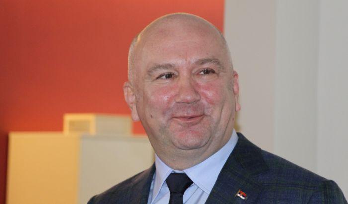 Ministar Popović u Novom Sadu kao portparol privatne IT kompanije