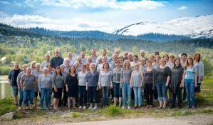 Koncert norveškog Bosmo hora u utorak u Rektoratu