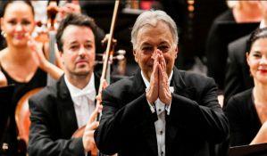 Najveći koncert Beogradske filharmonije, publika na otvorenom sa Zubinom Mehtom