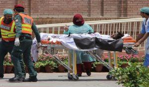 Zapalila se cisterna u Pakistanu, najmanje 148 mrtvih