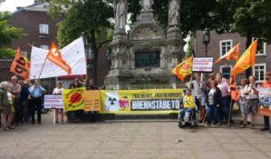 Hiljade ljudi u Nemačkoj traži zatvaranje nuklearnih reaktora u Belgiji