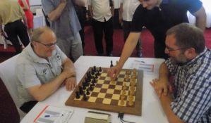 Počelo Evropsko prvenstvo u šahu za veterane u Novom Sadu