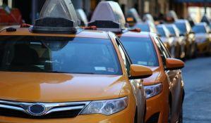 Pijani vozač Ubera u Zagrebu oštetio rampu i krenuo prema pisti