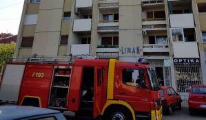 Uhapšen piroman koji je juče podmetao požare u Novom Sadu
