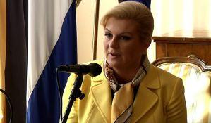 Grabar Kitarović: Balkanska ruta da ostane trajno zatvorena