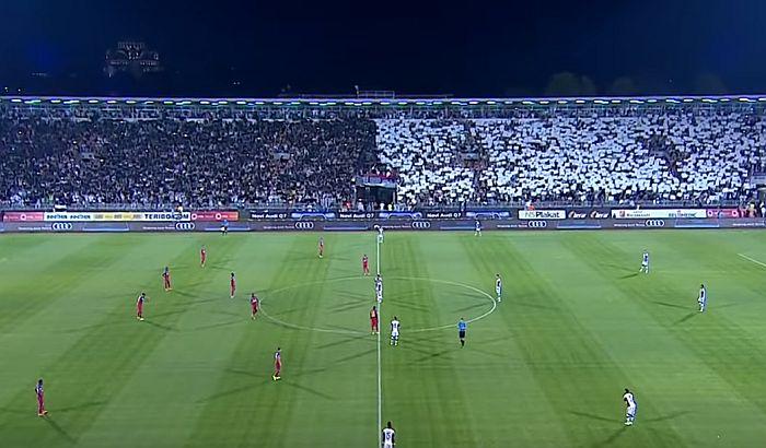 VIDEO: Partizan pobedom u derbiju do duple krune