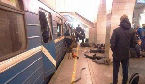 Broj ubijenih u terorističkom napadu u Sankt Peterburgu porastao na 14