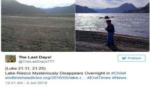 VIDEO: Misteriozno nestalo još jedno jezero