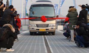 Ukraden deo auto-puta u Kini