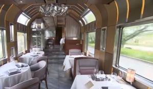 VIDEO: Najluksuzniji voz na svetu