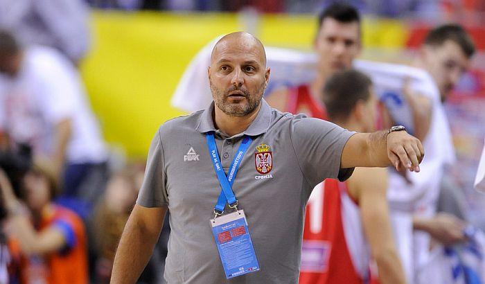 Pešić: Đorđević napušta reprezentaciju