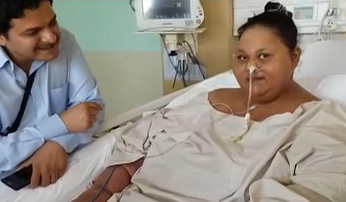 Najteža žena na svetu zahvaljujući operaciji izgubila 325 kilograma