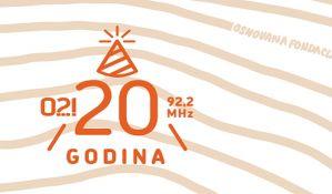 Povodom 20 godina Radija 021 danas medijska konferencija