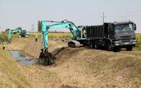 Počela izgradnja sistema za navodnjavanje u Vojvodini