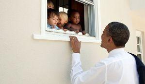 Obamina poruka o Šarlotsvilu postala najpopularniji tvit