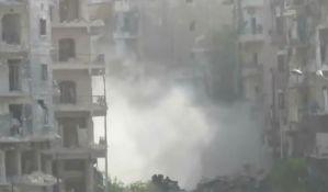 Sirijska vojska otkrila hemijsko oružje proizvedeno u SAD i Britaniji