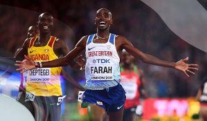 Mo Farah osvojio zlato na 10.000 metara u Londonu